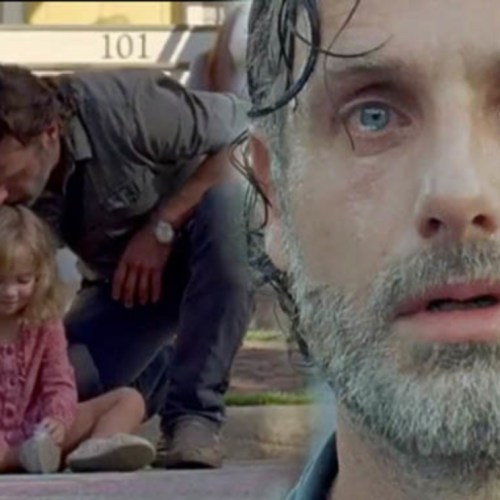 Now we get to watch how Rick gets Judith Killed