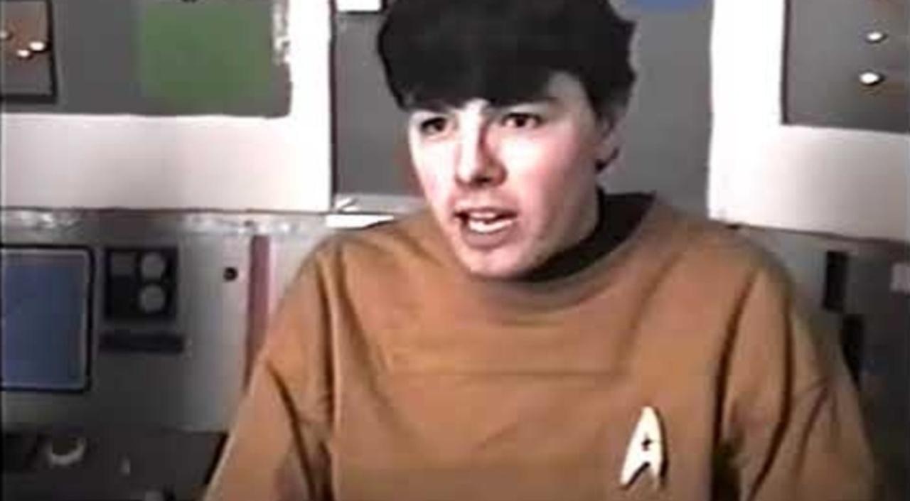 Seth MacFarlane Play Captain Kirk In 'Star Trek' Fan Made Film