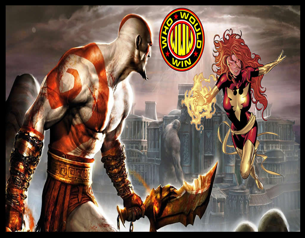 #WhoWouldWin: Dark Phoenix vs Kratos