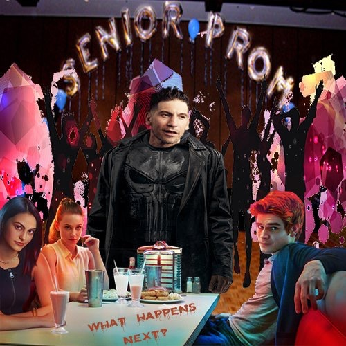 #WhatHappensNext: The Punisher Chaperones Riverdale's Prom