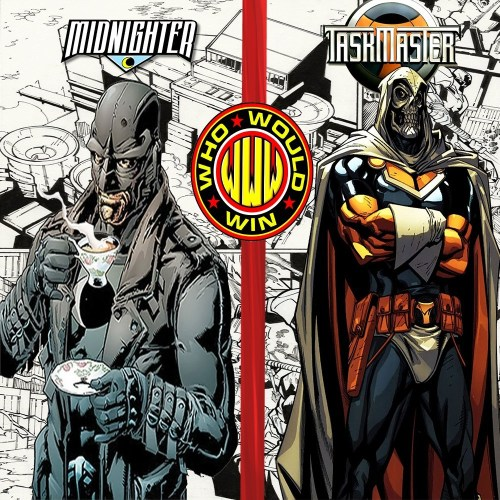 #WhoWouldWin: Taskmaster vs Midnighter