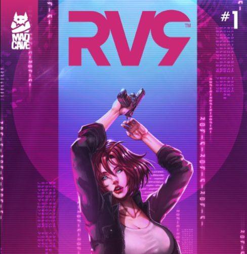 Mad Cave Studios: RV9 #1