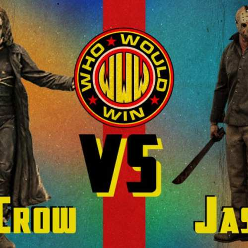 The Crow vs Jason Vorhees