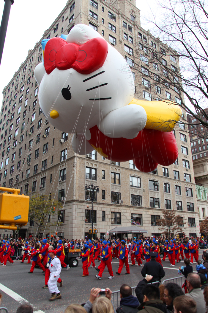 Hello Kitty - supersize!