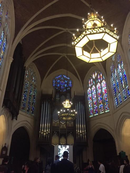 18-American Church In Paris