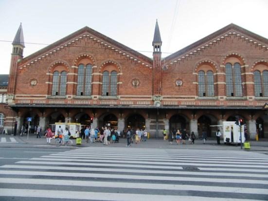 2-train station-Copenhagen