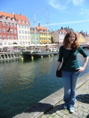 22-Nyhavn-17th Century Waterfront