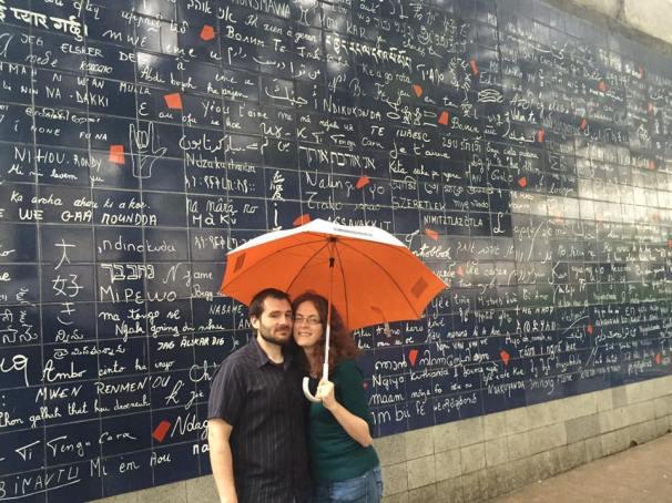 33-love wall