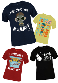 Some t-shirts
