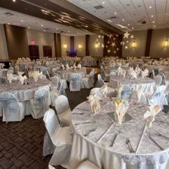 Chair Covers And More Houston Round Swivel Accent Photo Galleries Of Red Oak Ballroom Austin Photos
