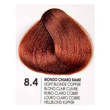 Fanola 8.4 Light Copper Blonde 100g