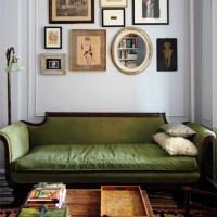 Modern Retro Living Room - Interiors - Redonline - Red Online