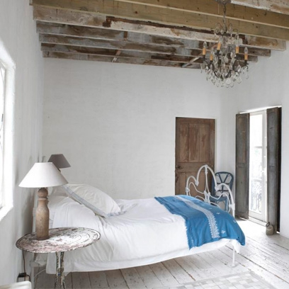 white floors in bedroom All-white bedrooms   Bedroom Colour Scheme Ideas   Interiors - Red Online