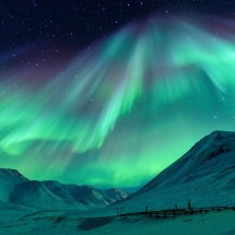 Places Northern Lights Winter Holidays
