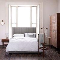Modern Retro Bedrooms - Interiors - Redonline - Red Online