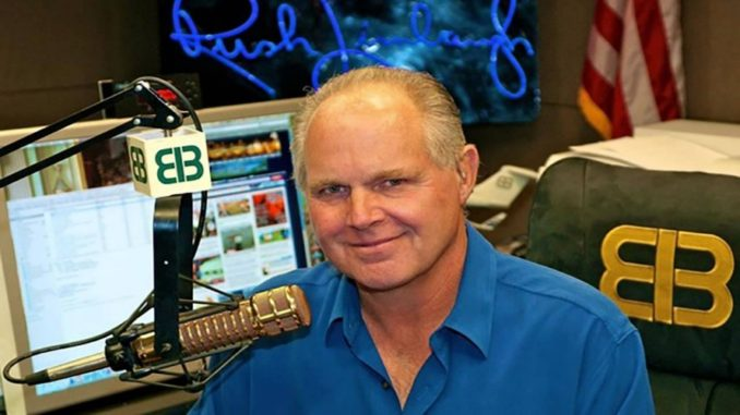 """Rush Limbaugh And """"open Line Friday""""  Redoubt News"""