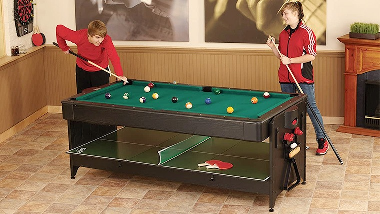 6 Best Multi-Game Tables for Adults and Kids of 2020 [Reviews & Ratings]