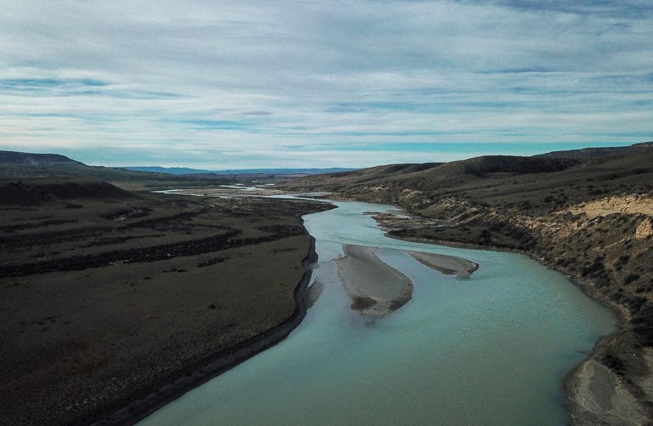 Patagonia rivers