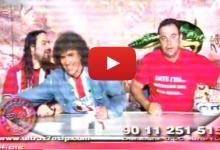 Photo of Έτσι ξεκίνησε η εκπομπή του Τάκη μετά την τριάρα (Video)