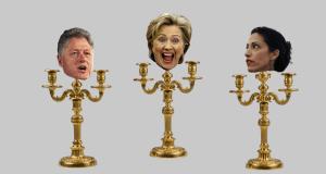 A Non-Vote Is a Half-Vote FOR the Continuing Clinton Scandalabra