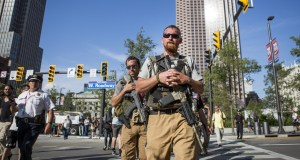 Cleveland: Classic Example of Open Carry Effectiveness