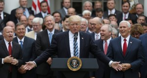 Patriots vs. GOP Wimps: AHCA 'Partisanship' Vote Bodes Healthcare Doom