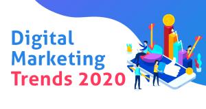 TENDENCIAS Y PREDICCIONES DE MARKETING DIGITAL EN 2020