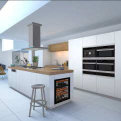 Miele Kitchen Best Design Websites Appliance Visualizer Redplant Realtime Studio Of Unity With White