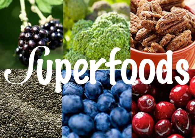 Superfoods και άλλα.