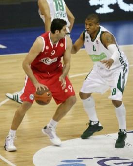 Ioannis+Bourousis+Euroleague+Basketball+Final+ZwXTfRH9NJ4l