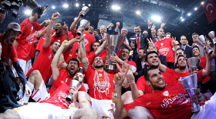 CSKA Moscow v Olympiacos Piraeus -Final - Turkish Airlines EuroLeague Final Four