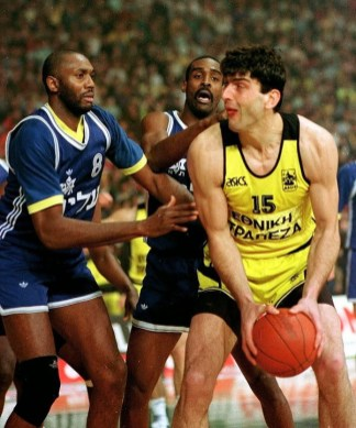 Aris Maccabi 98-81 1989-90