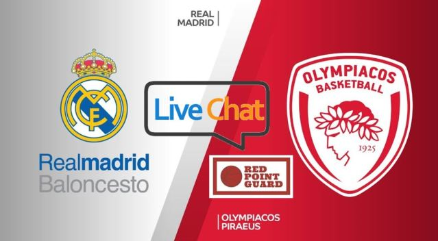 RPG Live – Real Madrid vs Olympiacos