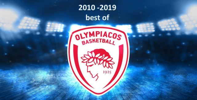 Olympiacos best of 2010-2019