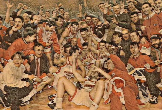 Στην Ρώμη και στον Τελικό…
