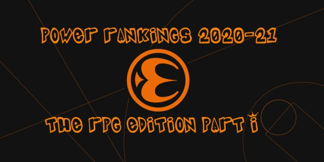 Euroleague Power Rankings – RPG EDITION (part I)