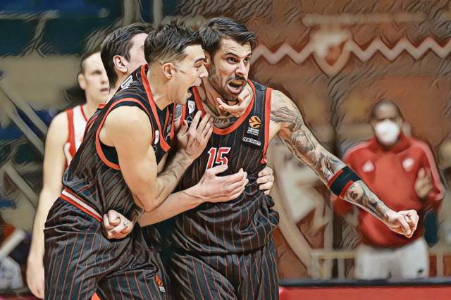Post Game RS #13 @ Crvena Zvezda mts Belgrade