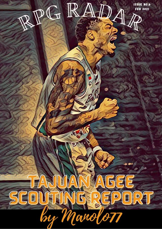 RPG Radar: Tajuan Agee Scouting Report