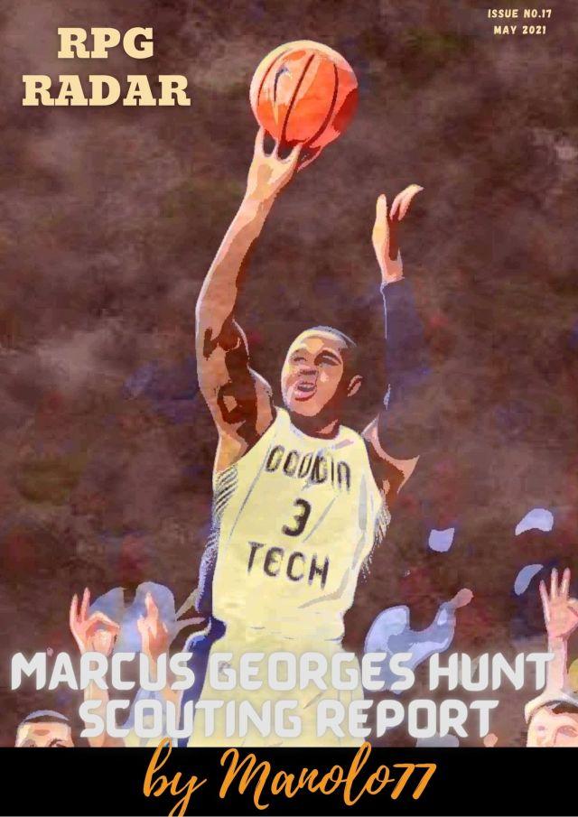 RPG Radar: Marcus Georges-Hunt Scouting Report