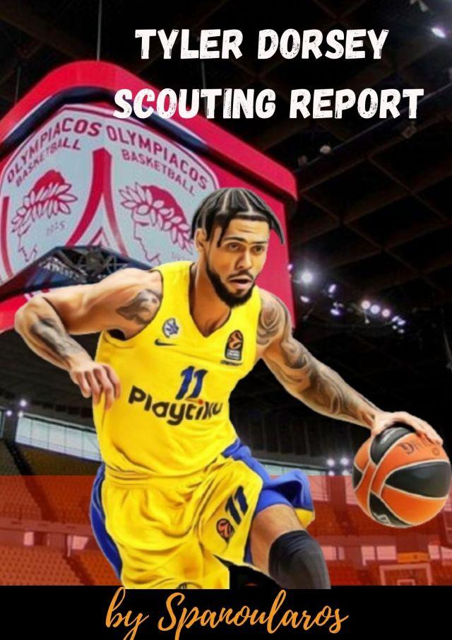 Tyler Dorsey Scouting report