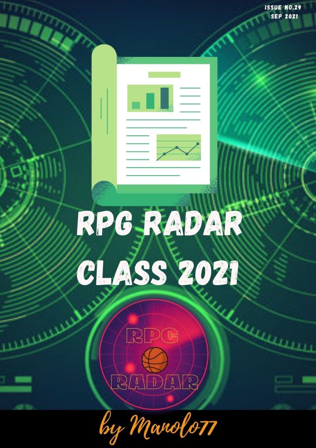 FROM RPG RADAR … TO THE MAIN STAGE (Class 2021)