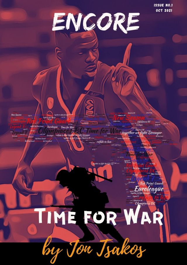 Encore: It's time for war