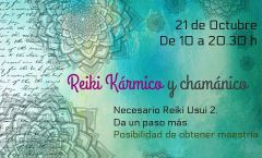 Curso de Reiki Kármico y chamánico