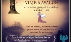 Viaje a Avalon en grupo (en etérico)