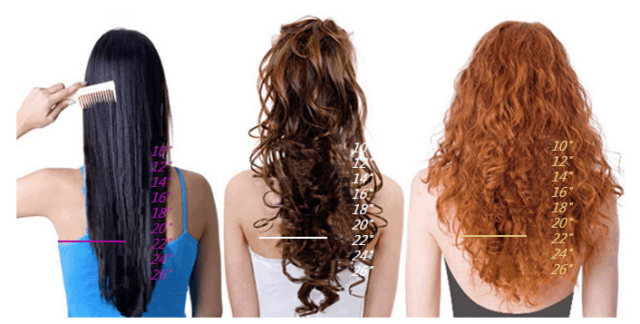 Micro loop human hair extensions long lasting hair style safer length indication pmusecretfo Images