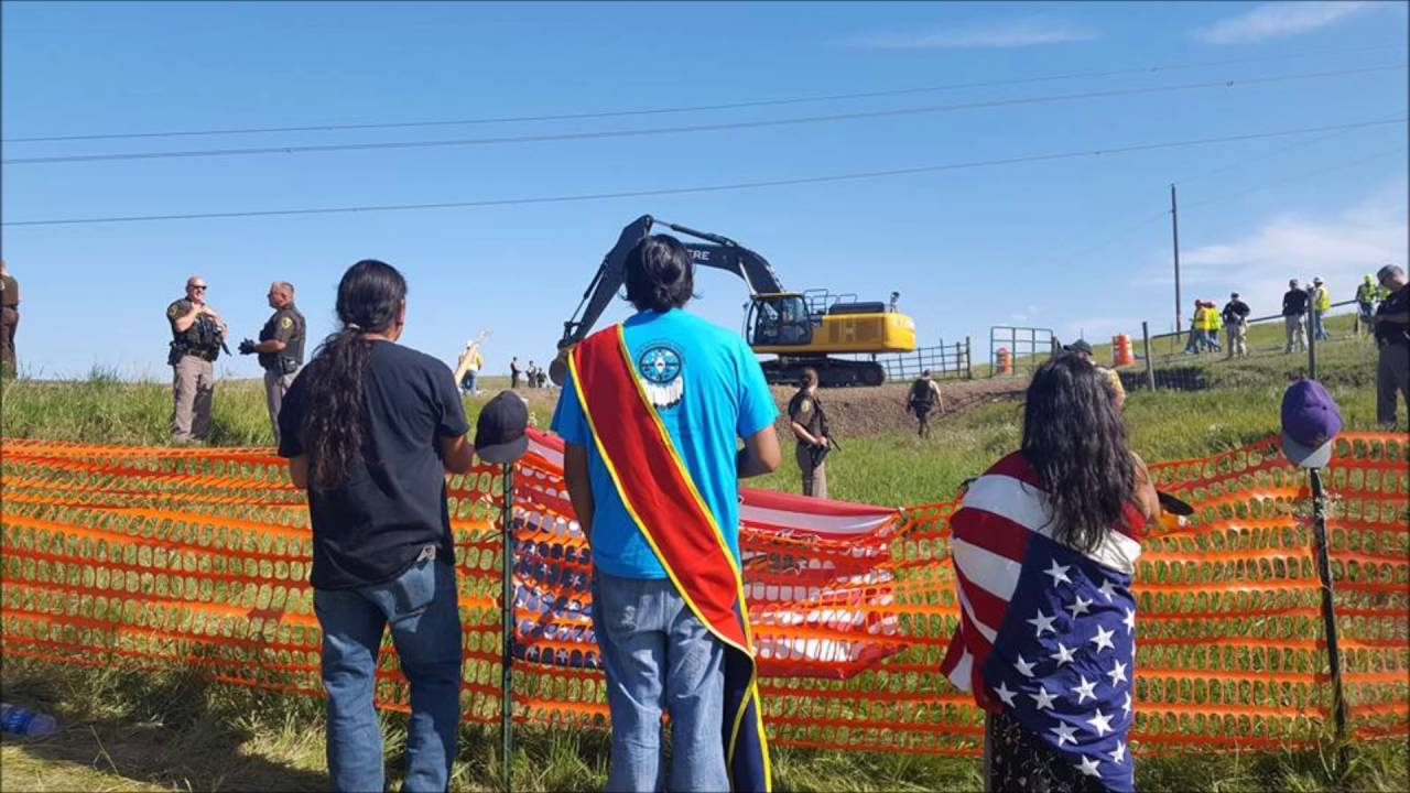 Tribe: Cultural Sites Found In Path Of Proposed Oil Pipeline