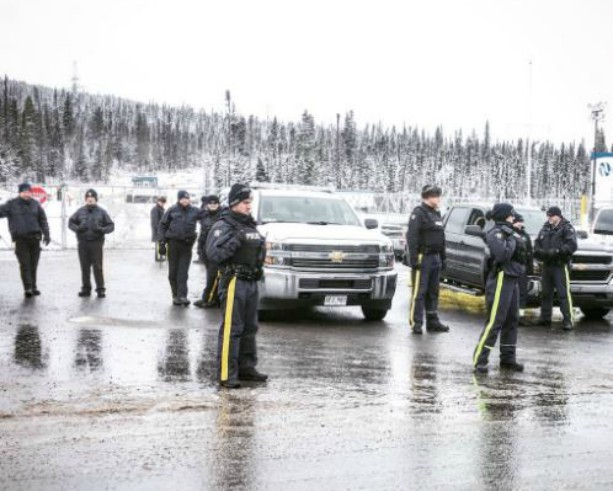 Court Order Threatens Muskrat Falls Protesters With Arrest