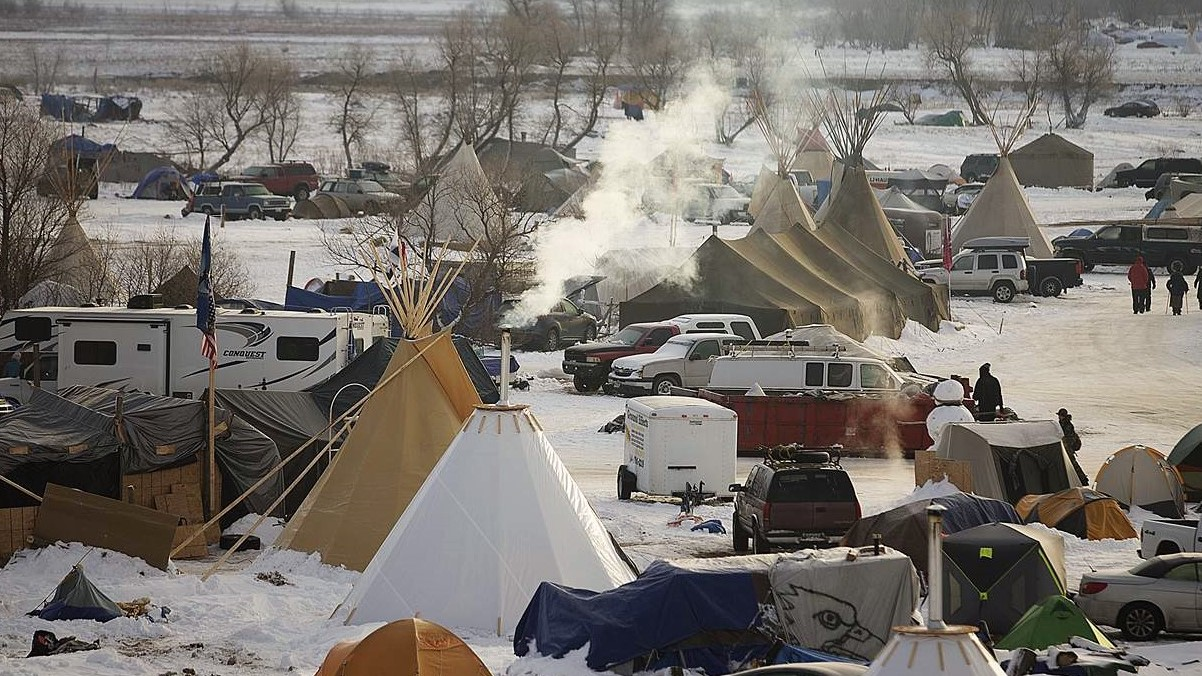 Standing Rock Tribal Council Supports Cannon Ball Residents Asking Protesters to Leave