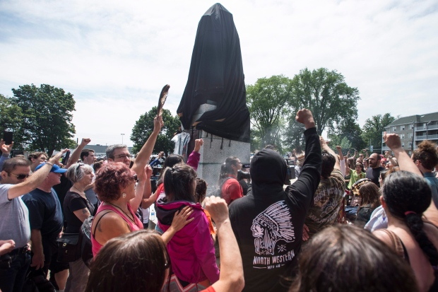 Alt-Right Group Posts Names, Photos of 'Potentially Dangerous' Cornwallis Protesters