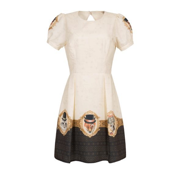 fotografia still estilo manequim invisivel de vestido moda feminina para e-commerce antix